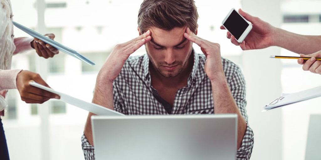 Are you suffering from WRS (Work Related Stress)?
